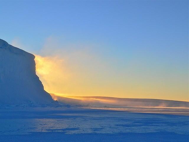 Shackleton's experience