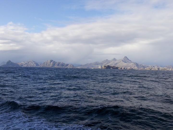 Shackleton's Courage